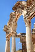 Historical Gate at Ephesus — Stock Photo