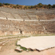 The Great Theatre at Ephesus — Stock Photo