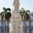 Statue of Jose Marti Havana — Stock Photo #31237181