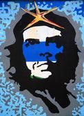 Che Guevara picture — Stock Photo