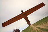 Angel of the North Statue — Stock Photo