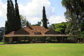 The Karen Blixen house — Stock Photo