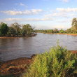 Stock Photo: Ewaso Nyiro River