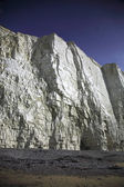 Towering cliffs — Stock Photo