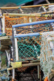 Lobster pots — Foto de Stock