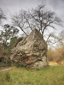 Huge rock — Stock Photo
