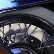motorcycle wheel — Stock Photo #32459065