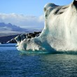 Stock Photo: Enormous iceberg