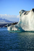Enormous iceberg — Stock Photo
