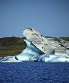 Cerrar iceberg — Foto de Stock