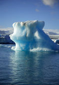 Colossal iceberg — Stock Photo
