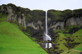 Waterfall view — Stockfoto