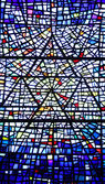 Stained glass window — ストック写真
