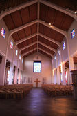 Inside Skalholt church — Stock Photo