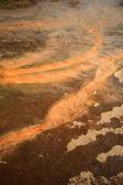 Paysage géothermique — Photo