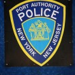 Port Authority Police Sign, New York — Stock Photo #39299809