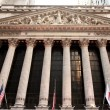 New York Stock Exchange — Stock Photo #39350333