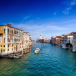 Grand Canal in Venice, Italy — Stock Photo #27783825
