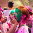 Постер, плакат: Holi festival celebrations in India
