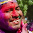 Holi festival celebrations in India — Stock Photo #41680581