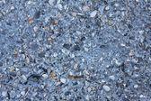 Broken stone background — Stock Photo
