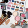 Stock Photo: Make up set