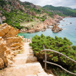 Stock Photo: Sardinia, Italy. CostParadiso.