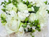 Detalle de ramo de novia — Foto de Stock