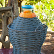 Demijohn — Stock Photo
