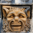 Mask in Aachen (Germany) — Stock Photo