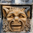 Mask in Aachen (Germany) — Stock Photo #28420353