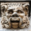 Mask in Aachen (Germany) — Stock Photo #28420447
