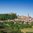 Stock Photo: Govone, Piedmont, Italy