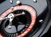 Moving roulette — Stock Photo