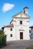 Church of San Carlo in Costigliole d'Asti, Italy — Photo
