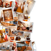Photographs of interior — Stock Photo
