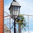 New street lamp — Stockfoto