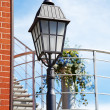 New street lamp — Stock fotografie