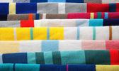 Detalhe dos tecidos de lã — Fotografia Stock