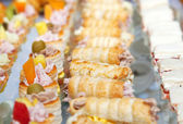 Finger foods — Stock Photo