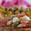Bruschetta — Stock Photo #28299509