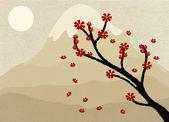 Sakura — Stock Vector