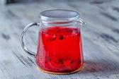 Tea kettle — Stock Photo