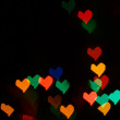 Stock Photo: Abstract background for Valentine's day