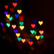 Abstract background for Valentine's day — Stock Photo