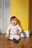 Şirin çocuk — Stok fotoğraf
