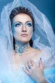 雪之女王 — 图库照片