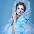 Stock Photo: Snow Queen