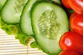 Reif Gemüse — Stockfoto