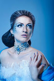 Snow Queen — Stockfoto